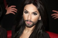 You surely know already, Austria's Conchita Wurst is a Male? Right?